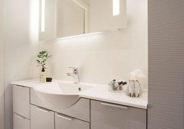 Kylpyhuoneen kaapistot